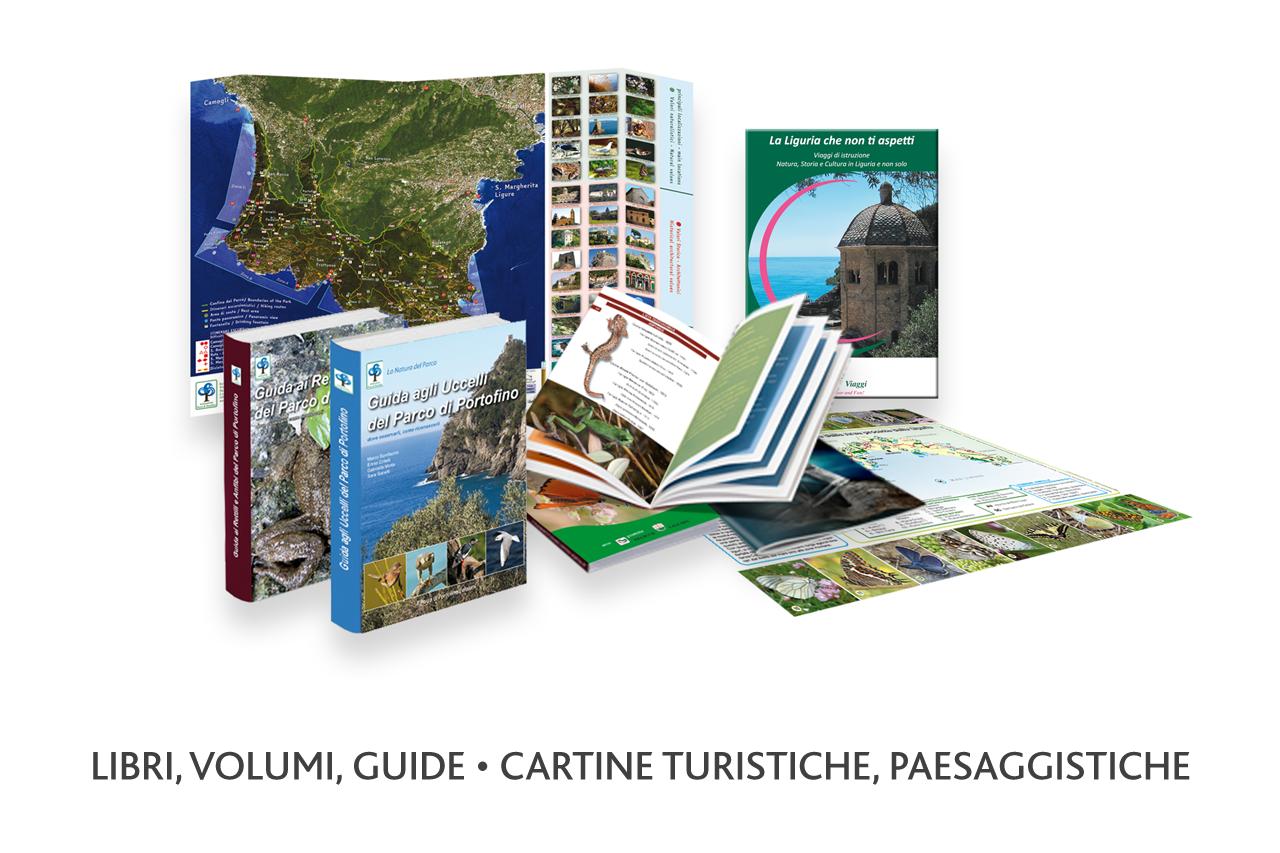 Editoria: libri, volumi e cartine